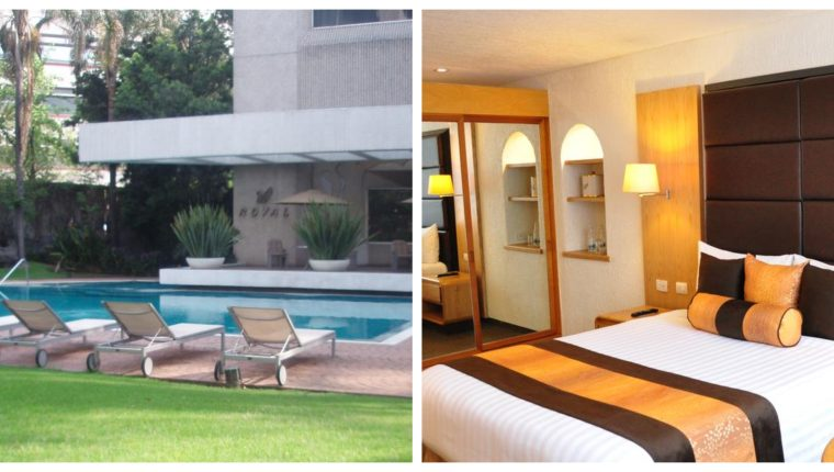 La Selección de Guatemala se hospedará en el Hotel Royal Pedregal. (Foto Prensa Libre: Hotel Royal Pedregal)