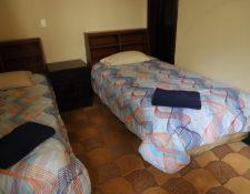 La residencia tiene capacidad para 48 personas. (Foto Prensa Libre: Usac)