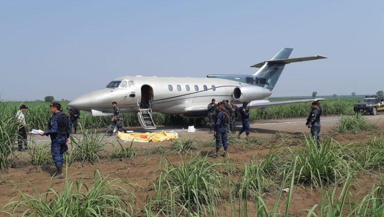 Las autoridades han confiscado jets y avionetas que trasladaban cargamentos de drogas. (Foto; Hemeroteca PL)