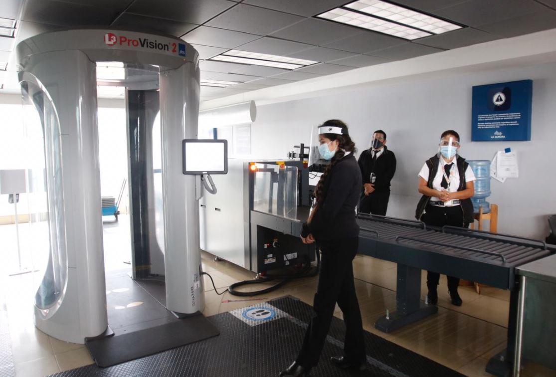Aeropuerto La Aurora: cuál es el estado de los baños, salas de espera, negocios y áreas de medición de temperatura