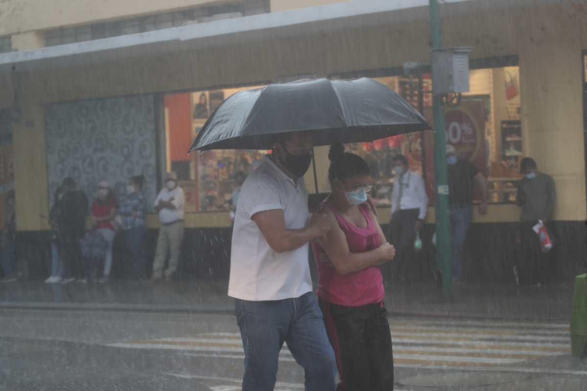 ¿Cómo afectará a Guatemala los cinco ciclones que hay en el Atlántico?