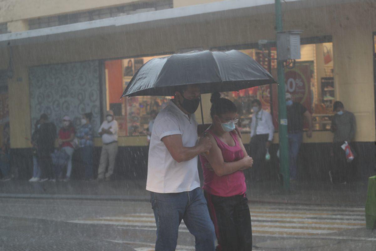 "Tormenta ""Nana"" abre un mes de mucha lluvia y riesgo de deslaves"