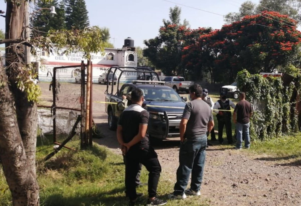 Comando armado irrumpe en bar de Guanajuato, México y mata a 11 personas
