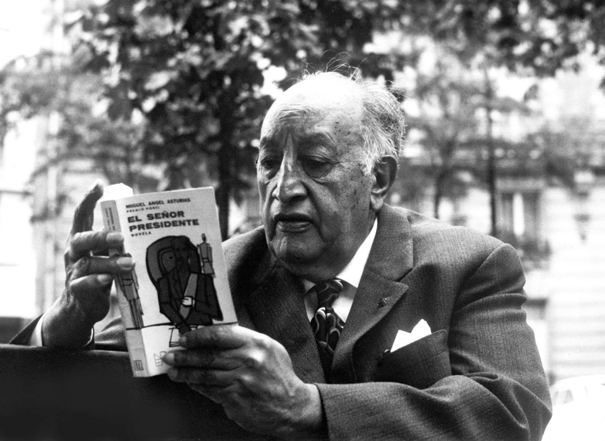 """La RAE rinde homenaje a Miguel Ángel Asturias y publica edición conmemorativa de """"El señor presidente"""""""