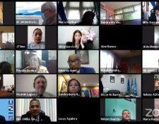 Conferencia virtual de Sica y Parlacén sobre reactivación económica poscovid.