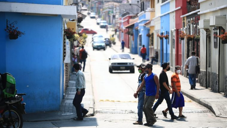 En varios indicadores Guatemala ha mejorado en los últimos 10 años pero sigue ocupando el último lugar de la región, según Incae. (Foto, Prensa Libre: Hemeroteca PL).