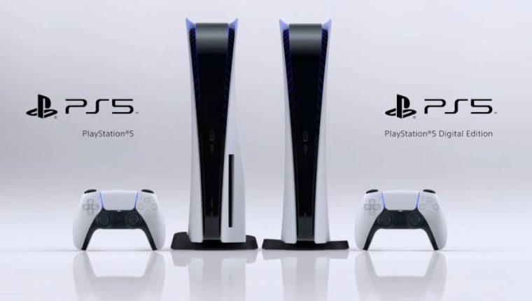 Sony anunció que la PlayStation 5 saldrá a la venta próximamente. (Foto Prensa Libre: Sony)