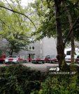 La policía de la ciudad alemana de Solingen (oeste) halló en un apartamento los cuerpos sin vida de cinco niños cuya madre intentó suicidarse posteriormente. (Foto Prensa Libre: AFP)