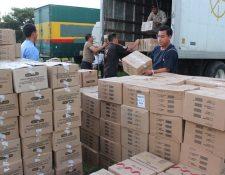 Empresarios señalaron que el contrabando impacta en la competitividad, recaudación, gobernabilidad y seguridad de la población, y es un problema que se debe resolver en conjunto. (Foto Prensa Libre: Hemeroteca)