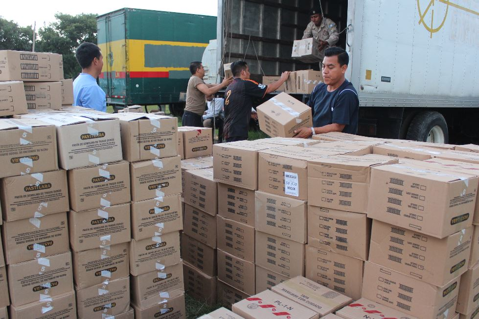 Gobierno ha incautado Q4.3 millones en mercancía ilegal (y por qué eso no compensa el daño del contrabando)