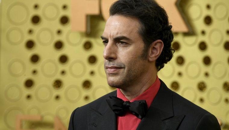 Sacha Baron Cohen volverá a interpretar su satírico personaje de Borat Sagdiyev. (Foto: AFP)