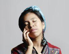 Sara Curruchich lanza en Spotify una playlist de mujeres indígenas del mundo. (Foto Prensa Libre: Cortesía Xun Ciin)