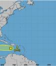 El fenómeno fue detectado por el Centro Nacional de Huracanes, Florida.