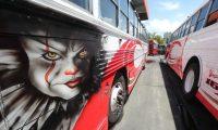 Los buses que no llenen las condiciones para prestar el servicio tendrían que salir de circulación, según una sugerencia de las autoridades. Fotografía: Prensa Libre (Erick Avila).