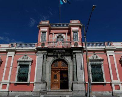 Los diputados y los magistrados del Tribunal Supremo Electoral se reunieron el pasado 7 de septiembre en la sede del órgano electoral.  Fotografía: Prensa Libre.