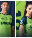 Este es el tercer uniforme de Municipal para la temporada. (Foto Prensa Libre: CSD Municipal)