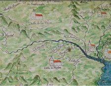 Río Villalobos y sus afluentes