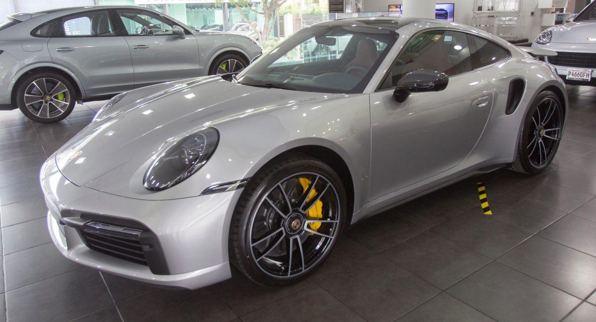 La línea tope de Porsche 911 llegó a Guatemala