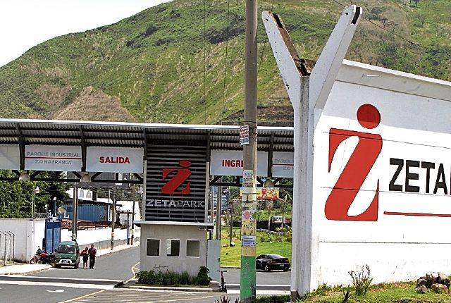 En el país operan 10 zonas francas  y 180 empresas usuarias. (Foto, Prensa Libre: Hemeroteca Pl).