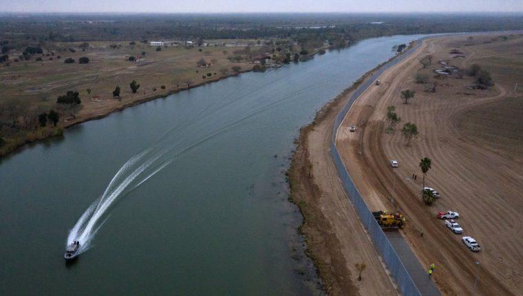 La construcción de un muro en la frontera con México es uno de los principales objetivos de Donald Trump.