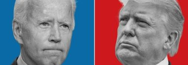 Un demócrata o un republicano ocupará la Casa Blanca hasta 2024.
