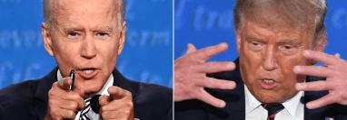 Biden y Trump tienen posturas ambientales muy distintas.