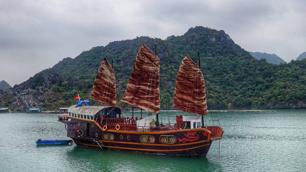 """12 de octubre: cómo China pudo haber """"descubierto"""" América siete décadas antes de la llegada de Colón"""
