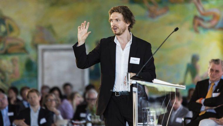 Christian Busch es el director del programa de Economía Global en el Centro de Asuntos Internacionales de la Universidad de Nueva York.