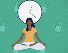 Hay pequeños cambios que puedes hacer en tu vida para prevenir la extenuación física y mental.