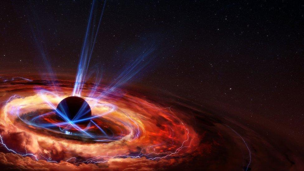 Nobel de Física: qué es la singularidad, el corazón de los agujeros negros donde se rompen todas las leyes conocidas de la naturaleza