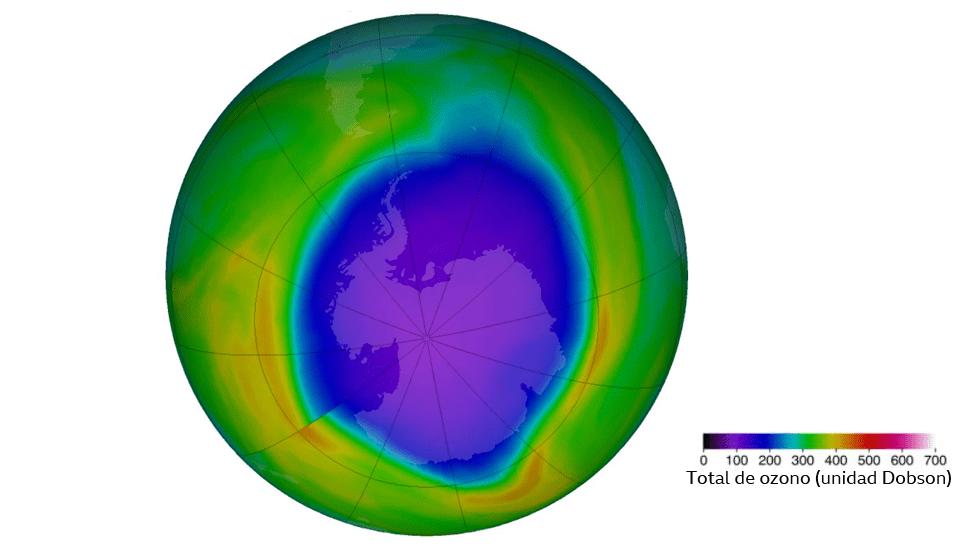 Capa de ozono: por qué el agujero de la Antártida es el más grande de la última década (y no es necesariamente una mala señal)