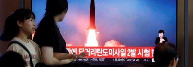 Corea del Norte está bajo sanciones de la ONU debido a su programa nuclear.