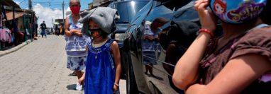 Según Unicef, ser niño en Guatemala es una condición de alto riesgo.