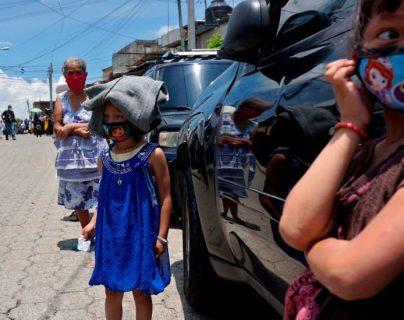 Guatemala, el país centroamericano donde 14 niñas quedan embarazadas todos los días