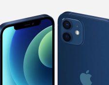 El iPhone 12 fue presentado en California por el jefe de Apple, Tim Cook.