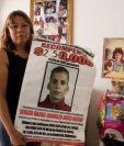 Marisela Escobedo emprendió ella sola una lucha para capturar al asesino de su hija.