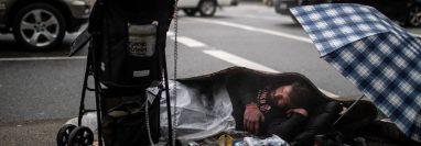 50 personas sin hogar recibieron casi 8.000 dólares en Canadá como parte de un experimento.