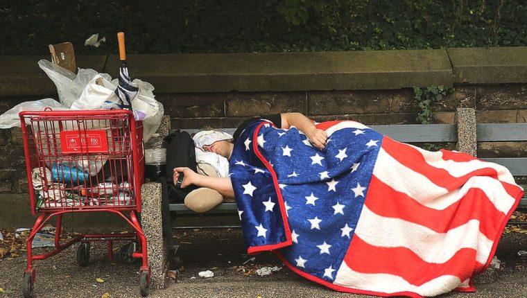 La enorme riqueza de EE. UU. no siempre se traduce en una mejor calidad de vida para su población y esa es, precisamente, una de sus grandes contradicciones.
