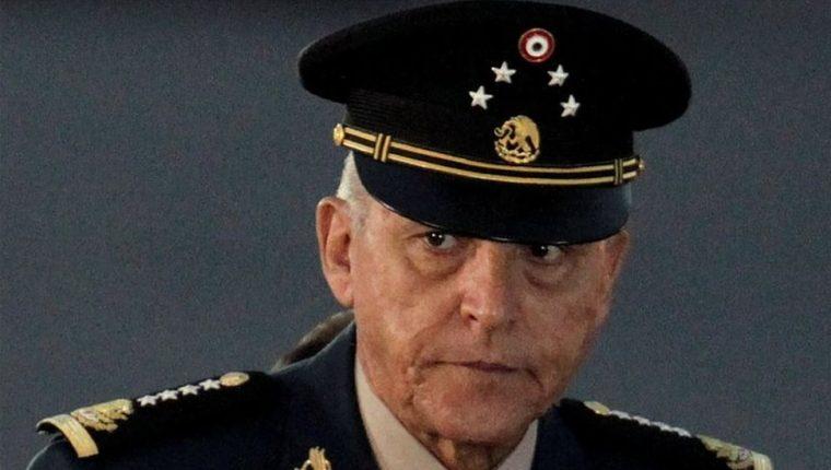 Salvador Cienfuegos Zepeda ocupó los más altos cargos militares de México.
