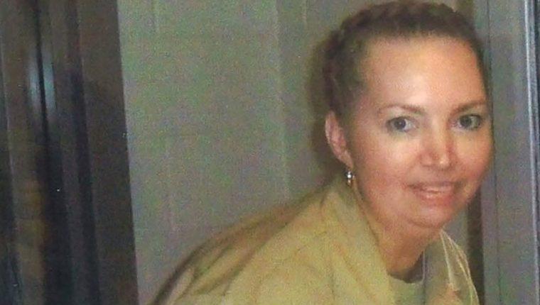 Lisa Montgomery será ejecutada el 8 de diciembre.