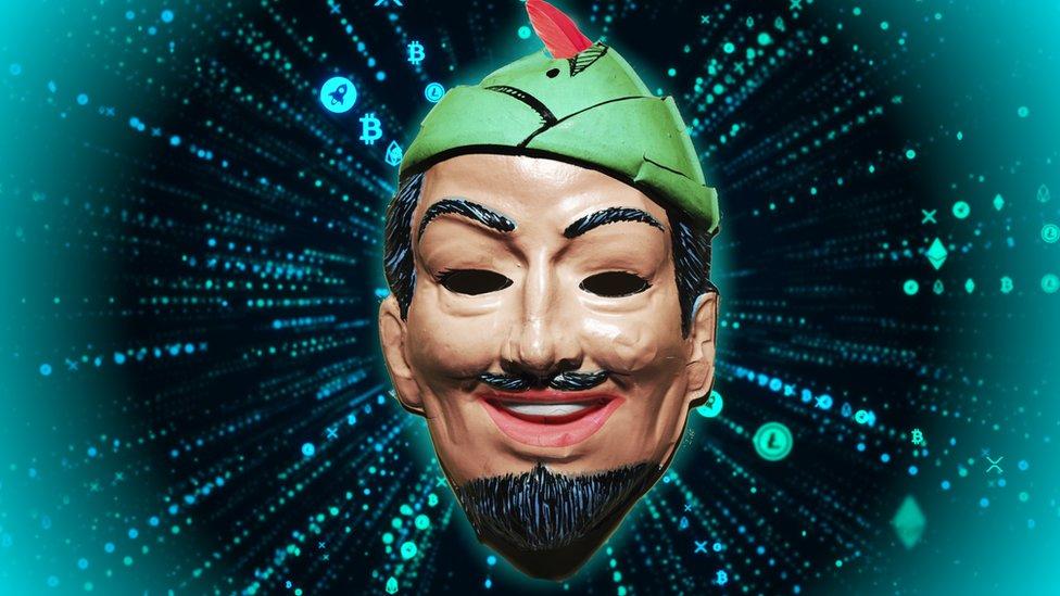 """Ciberdelito: los misteriosos hackers """"Robin Hood"""" que roban para dar a la caridad"""