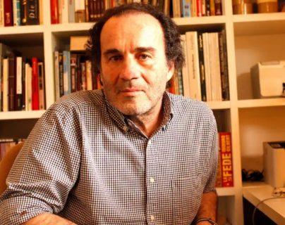 El argentino Diego Armus es historiador de enfermedades.