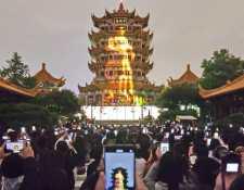 La Torre de la Grulla Amarilla es una de las atracciones turísticas más visitadas en Wuhan.