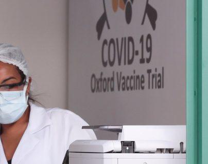 Brasil es uno de los países en los que se llevan a cabo ensayos de la vacuna.