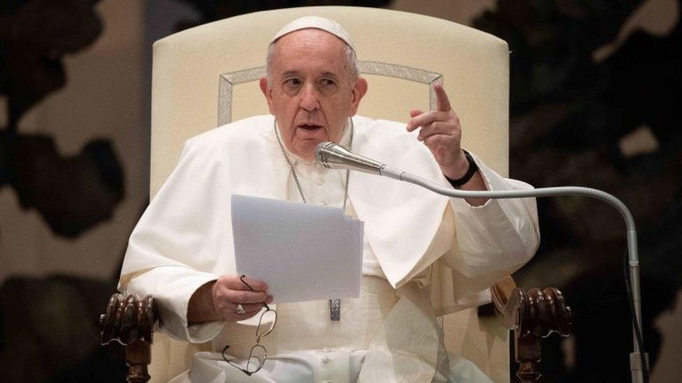 Papa Francisco reanuda viajes suspendidos por el coronavirus con deseada visita a Irak