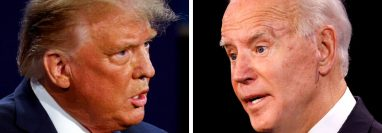 Era la última oportunidad de Trump y Biden para convencer a votantes indecisos en un formato televisivo de este tipo.
