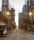 Los habitantes de Melbourne han soportado uno de los confinamientos más estrictos del mundo.