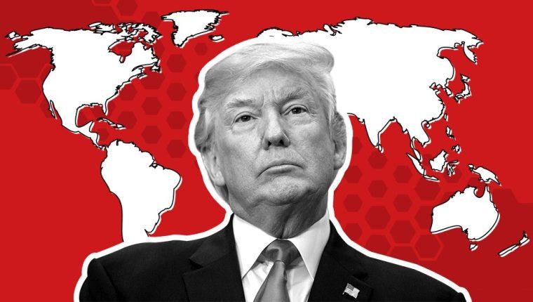 Donald Trump busca otros cuatro años frente a la Casa Blanca.
