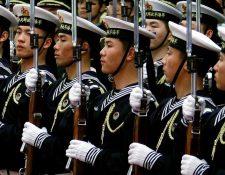 En muchos foros se debate ahora mismo si China planea invadir Taiwán, pero no parece probable. REUTERS
