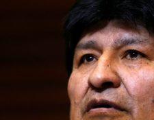 Evo Morales le anticipó a BBC Mundo la fecha de su regreso a Bolivia.